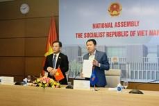 越南参加东盟议会联盟大会咨询小组第12次会议