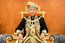马来西亚最高元首就国会活动事宜召开会议