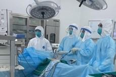联合国对医疗后送机制下的患者带到越南接受治疗非常有信心