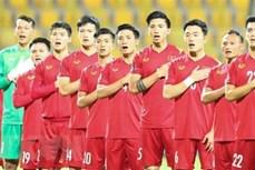 FIFA最新亚洲球队排名出炉:越南国足列入第6档