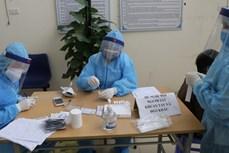 新冠肺炎疫情:6月23日上午越南新增55例确诊病例 其中胡志明市51例