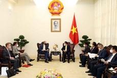越南政府副总理范平明:越南愿为英国企业在越扩大投资范围创造一切便利条件