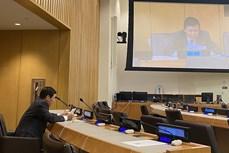 越南在1982年《联合国海洋法公约》缔约国会议上重申观点