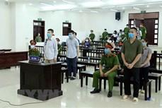 河内CDC串通投标案二审终结 维持一审对阮日感10年有期徒刑的判决