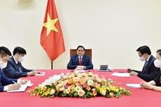 越南政府总理范明政建议世卫组织援助越南成为疫苗生产中心