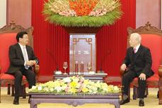 老挝人民革命党中央总书记、国家主席即将访越:为密切越老信任关系做出贡献