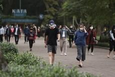 从6月26日零时起河内市恢复户外体育活动