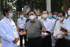 """范明政总理:积极主动采取灵活措施实现防疫情促发展""""双重目标"""""""