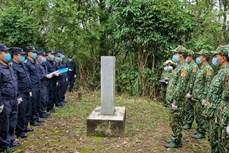越中两国开展边境联合管控行动