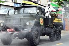 胡志明市力争7月10日前成功控制疫情