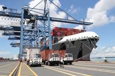 今年上半年胡志明市出口额增长超过 5%