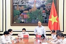 资深专家对建设和完善越南社会主义法治国家战略提案建言献策