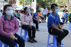 7月2日中午越南新增170例本土病例