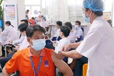 越南国家油气集团启动新冠疫苗接种 力争实现双重目标