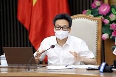 政府副总理武德儋:胡志明市需采取更强有力的措施 尽早控制住疫情