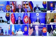 东盟-俄罗斯外长特别会议以线上形式举行