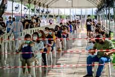 东南亚新冠肺炎疫情:印尼单日新增死亡病例破千 泰国确诊病例超30万
