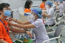 越南在全国范围内开展有史以来规模最大的接种计划