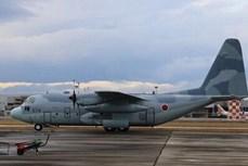 日本和菲律宾举行人道主义救援联合演练