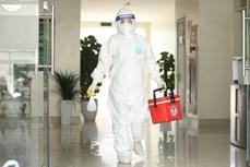 7月9中午越南报告新增609例新冠肺炎确诊病例