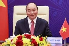 越南国家主席阮春福将出席以视频形式举办的亚太经合组织领导人非正式会议
