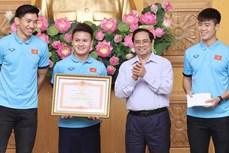 政府总理范明政:体育有助于加强民族大团结 展现越南人意志和毅力