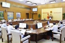 国会主席王廷惠:缩短第十五届国会第一次会议召开时间 保障会议绝对安全