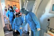 新冠肺炎疫情:安排航班送滞留胡志明市和南方各省居民回家
