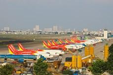 越南航空局:停止或尽量减少多条往返南部的客运航线