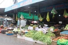 新冠肺炎疫情:胡志明市传统集市重新开放 优先销售食品及生活必需品