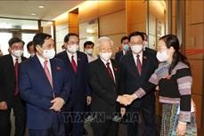 越南第十五届国会第一次会议讨论诸多重要内容