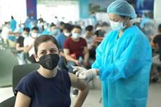 河内市为新冠疫苗接种活动做足准备
