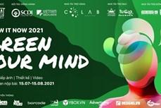 越南举办绿色生活方式创新比赛