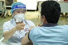 新冠肺炎疫情:胡志明市将开展第五次新冠疫苗接种工作