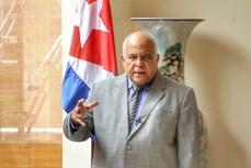 古巴大使高度评价越南的团结精神