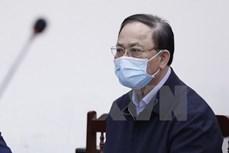 撤销阮文献的原国防副部长职务