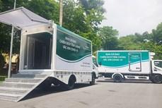 新冠肺炎疫情:及时配备冷藏车运输新冠疫苗
