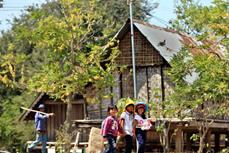 莫亮村—莫农族文化保留之地