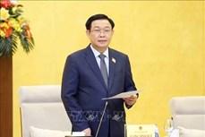 越南国会主席王廷惠:国会将新冠肺炎疫情防控工作纳入决议