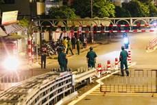 新冠肺炎疫情:7月26日起胡志明市市民18时之后不许外出