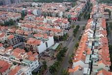 尽管疫情爆发胡志明市联排住宅房价仍上涨 13%