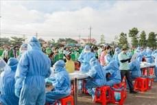 新冠肺炎疫情:平阳省抓紧时间成立新的新冠病毒检测中心
