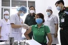 Nano Covax新冠疫苗三期人体试验 为1.2万名志愿者接种第二针