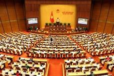 第十五届国会第一次会议:讨论两项重要的国家目标计划