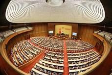 越南第十五届国会第一次会议圆满落幕