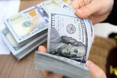 7月30日上午越盾对美元汇率中间价上调32越盾