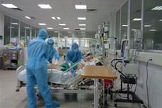 胡志明市:紧急启用 4 个新冠患者重症监护中心