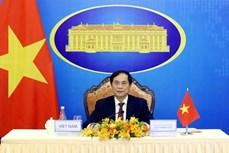 致力推动大湄公河次区域经济复苏