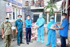 胡志明市:近30万名劳动者获得逾4650亿越盾的援助