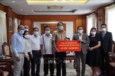 越南政府助力旅老越南人防疫工作